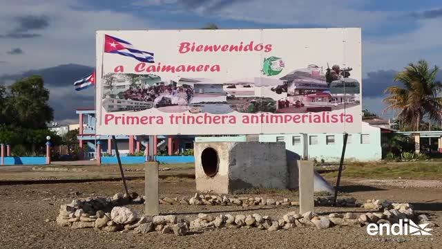 Cubanos exigen la devolución de los terrenos cerca de Guantánamo