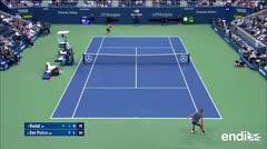 Rafael Nadal abandonó la semifinal del abierto de Estados Unidos