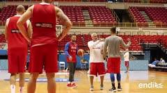 La Selección de baloncesto no se confiará ante Panamá