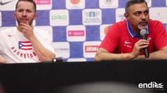 Casiano y Barea hablan tras victoria en la segunda ronda del clasificatorio de FIBA
