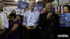 Rick Scott solicita el apoyo de los puertorriqueños en las elecciones
