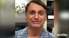 El principal candidato presidencial en Brasil publica otro vídeo tras ser apuñalado