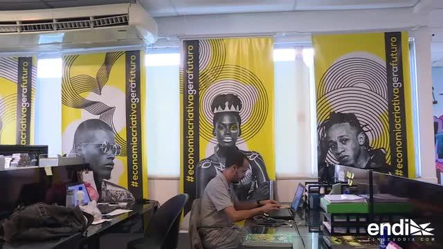 Red social para negros en vísperas de elección en Brasil