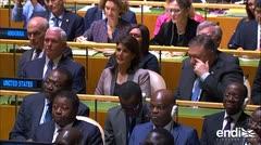 Inesperado: la ONU se ríe de Donald Trump en pleno discurso