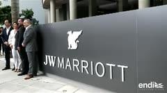 Marriott toma control de un hotel vinculado a Donald Trump en Panamá