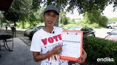 ¿Cómo inscribirte para votar en Florida?