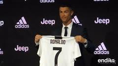 La Juventus apoya a Cristiano Ronaldo pese a que fue acusado de violación