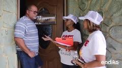 Tocan las puertas de los hispanos en Florida para que salgan a votar