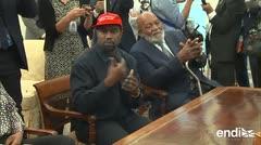 "Kanye West: ""Cuando me puse esta gorra, me hizo sentir como Superman"""