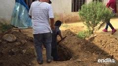 La agonía de los venezolanos pobres para poder enterrar a sus seres queridos