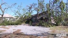 Temen un aumento en la cifra de muertos por el huracán Michael