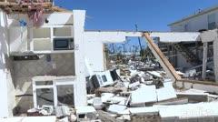 """Área afectada por huracán Michael es """"zona de guerra"""""""