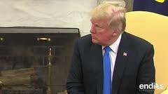 Trump recibe a pastor liberado y agradece a Turquía