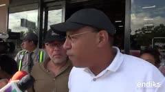 Policía reprime con violencia marcha contra Ortega en Nicaragua