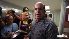 Aníbal Acevedo Vilá habla sobre la reunión de la Junta de Gobierno del PPD