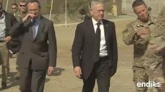 """Trump: Mattis """"podría"""" dejar de ser jefe de Defensa de los Estados Unidos"""
