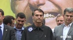 Diputada brasileña insultada por Bolsonaro teme violencia contra las mujeres
