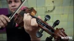 El sonido virtuoso del éxodo venezolano en Argentina