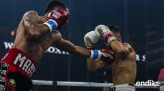 Euforia y apoyo boricua en la victoria de Manny Rodríguez