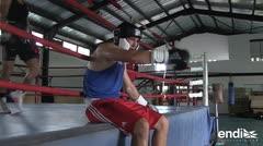 """El equipo de boxeo de Alemania está """"entrenando con los mejores"""" en Cuba"""