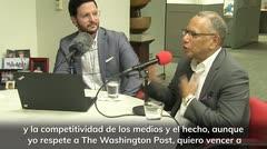 Episodio especial de podcast Entrelíneas: Trump, María y The New York Times.