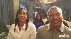 Padres de Sugar Díaz quieren que su hijo sea ejemplo para la juventud