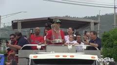 Los Medias Rojas llegan a Caguas