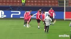 """Barcelona va por la clasificación a octavos de la """"Champions"""""""