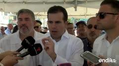 """Ricardo Rosselló: """"la reforma va como hemos establecido"""""""