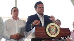 "Advertencia de Ricardo Rosselló: ""Yo voy a ir de frente a todas"""