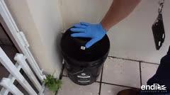 Colocan trampas de mosquitos en Bayamón