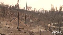 El fuego no da tregua y alcanza un récord mortal en California