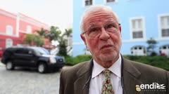 """Héctor Pesquera: """"Yo no leo los periódicos"""""""