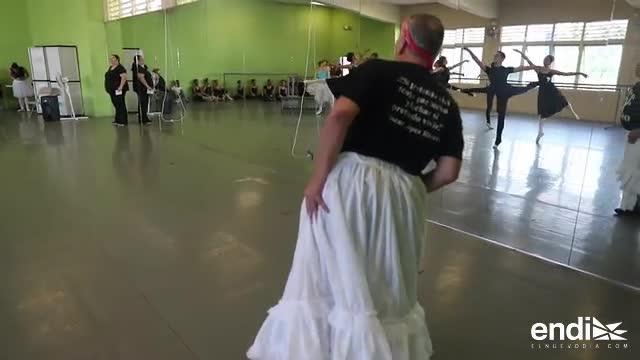 ¡Víctor Alicea vuelve a bailar!