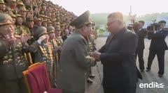 """Corea del Norte asegura haber probado una """"arma táctica ultramoderna"""""""