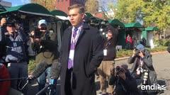"""La Casa Blanca impondrá nuevas reglas """"para garantizar conferencias de prensa justas y ordenadas"""""""