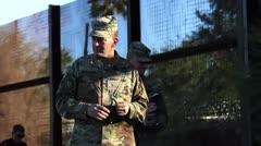 """Trump: tropas en frontera sur seguirán hasta que """"sea necesario"""""""