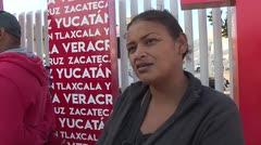 La caravana migrante se divide en México entre críticas de los locales