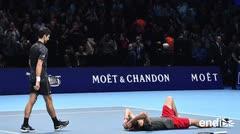 Derrotan al rey del tenis en un importante torneo
