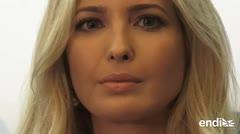 Ivanka Trump usó su mail personal para asuntos oficiales