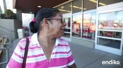 Poco flujo de clientes en Kmart