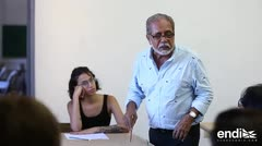 Carmelo Sobrino comparte el poder sanador del arte