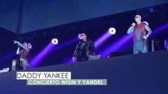 """La inesperada aparición de Residente y el """"flow"""" de Daddy Yankee encendieron el """"Choli"""""""