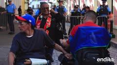 Llevan a La Fortaleza su indignación ante los servicios a los discapacitados