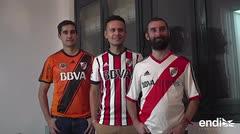 Los fanáticos del Boca Juniors y River Plate quieren una final sin violencia