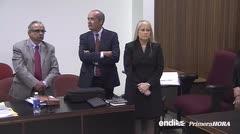 El momento en que Wanda Vázquez salió victoriosa en el tribunal