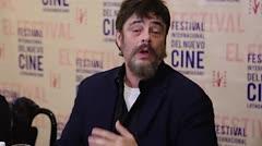 Benicio del Toro habla sobre el estreno de Sicario 2 en Cuba