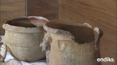 Recuperan más de 1,000 piezas del museo quemado en Brasil