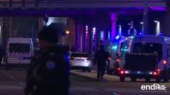 El presunto autor del atentado de Estrasburgo fue abatido por la policía