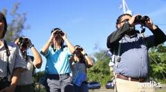 Realizan un censo navideño de aves en Puerto Rico